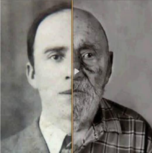 face-aging-algorithm