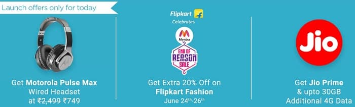 Motorola-Offer-Discount-Flipkart