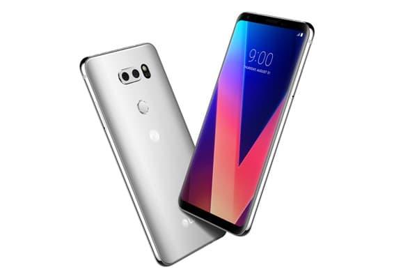 LG-V30-Cloud-Silver