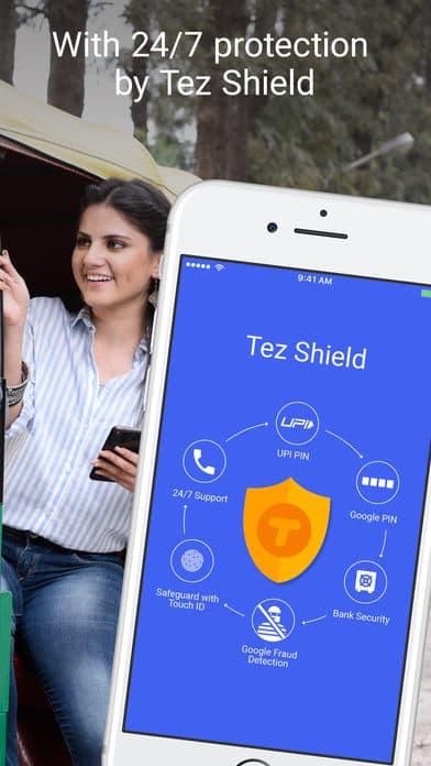 Tez-app-google