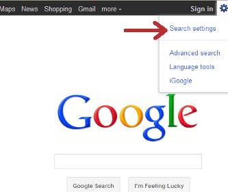 google-search-settings