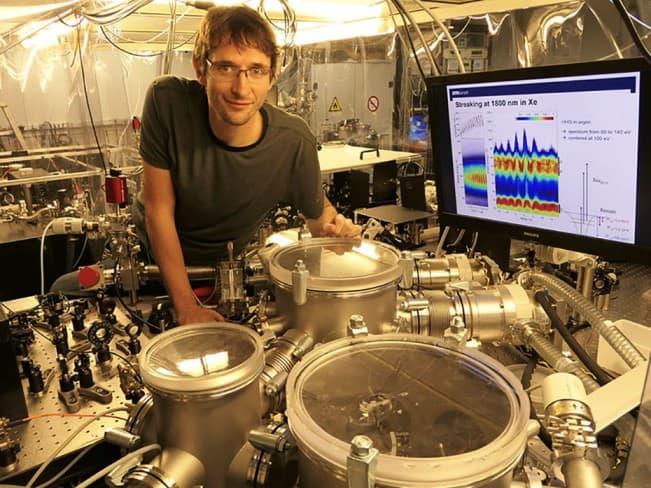 setup-generating-shortest-laserpulses