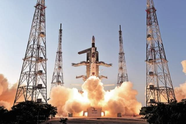 PSLV-Launch