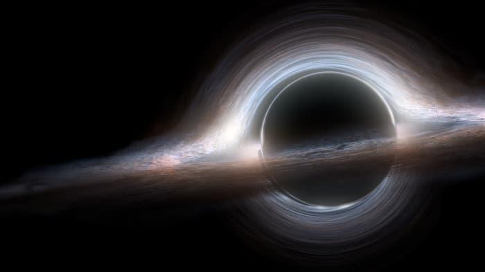 Black-hole-Interstellar