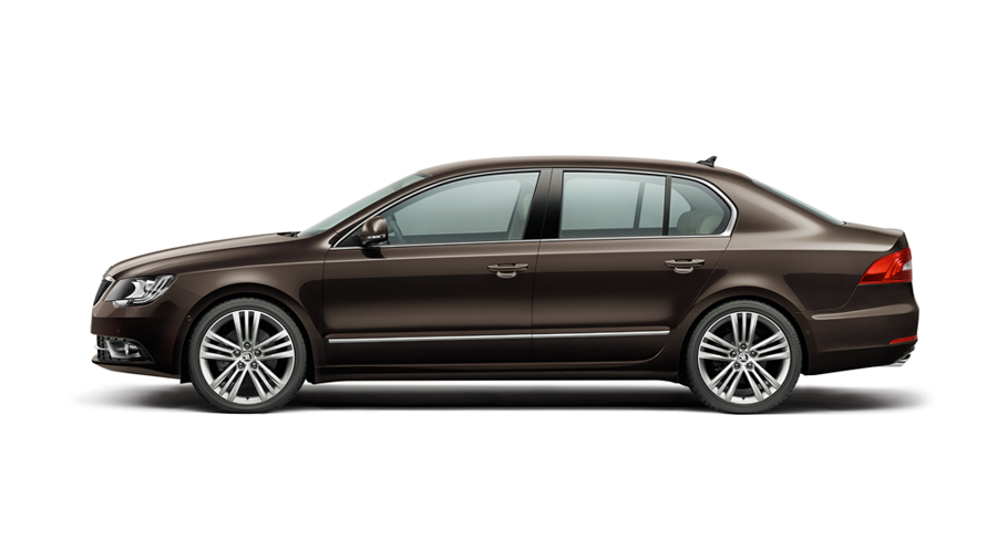 skoda superb 2014 facelift version priced in india at rs lakh features detailed. Black Bedroom Furniture Sets. Home Design Ideas