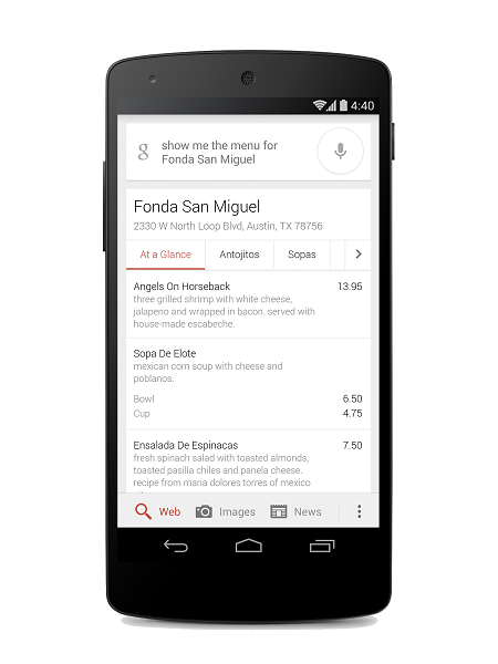 google-restaurant