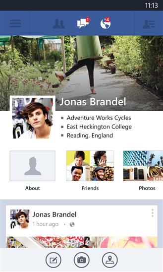facebok-beta